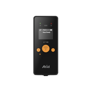 ATID AT188N BlueTooth UHF RFID / Barcode Reader